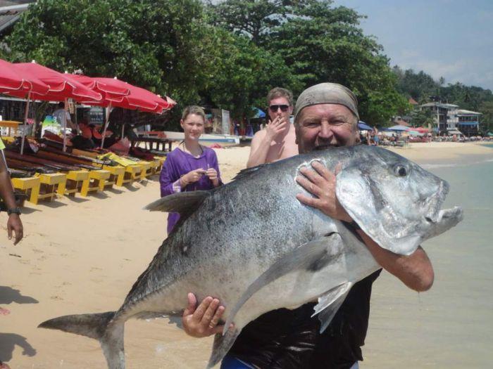рыбалка получи шри ланке хиккадува